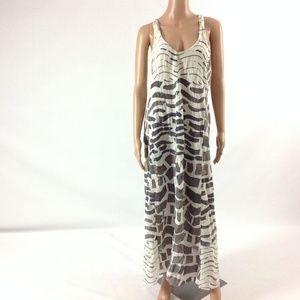 Lovestitch Women's Maxi Dress Size S Sleeveless